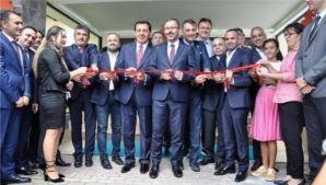 Beşiktaş JK Gerede Kamp ve Dinlenme Tesisini Açtı.