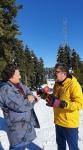 Ulusal Basın Arkut Dağı Kayak Merkezinde